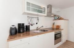 Küche | Ferienwohnung 2