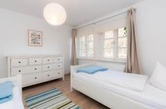 Schlafzimmer | Ferienwohnung 2