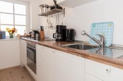 Küche | Ferienwohnung 3