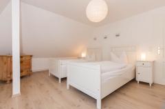 Schlafzimmer | Ferienwohnung 3