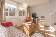 Wohnzimmer | Ferienwohnung 4